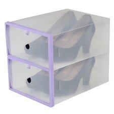 2-tlg. 2-tlg. Schuhboxen-Set