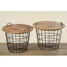 2-Piece Flexo Basket