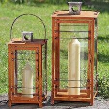 Ancona 2-Piece Lantern Set
