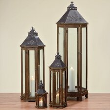 Linz 4-Piece Lantern Set