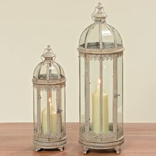 Chalon 2-Piece Lantern Set