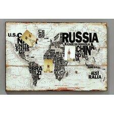 World Magnetic Board