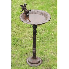Fairy Bird Bath