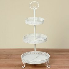 Elaine 3 Tier Decorative Etagere