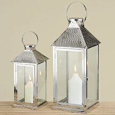 Pinsk 2-Piece Lantern Set