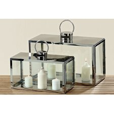Caruso 2-Piece Lantern Set