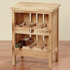Bolzano 6 Bottle Wine Rack