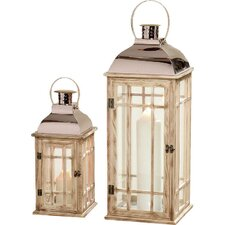 Nybro Lantern Set (Set of 2)