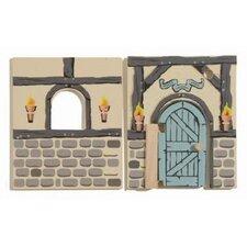 Edix the Medieval Village House Walls