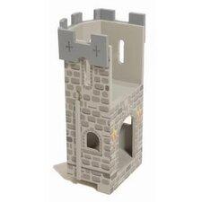Edix the Medieval Village Hexagonal Tower