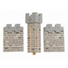 Edix the Medieval Village Small Corner Tower