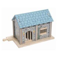 Edix the Medieval Village Jail Building