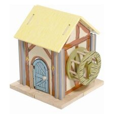Edix the Medieval Village Watermill