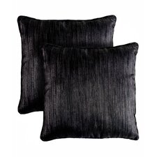 Bling Shimmering Throw Pillow (Set of 2)