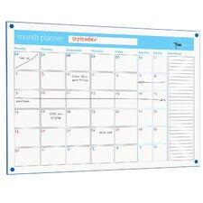 Planer-Whiteboard, 60 cm H x 90 cm B