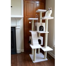 "77"" Classic  Cat Tree"