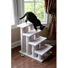 "25"" Classic 4 Step Cat Tree"