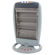 1,200 Watt Portable Electric Radiant Tower Heater