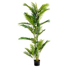 Artificial 5 Foot PalmTree in Pot