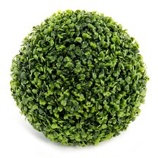 Artificial Boxwood Grass Ball Round Topiary