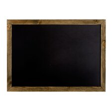 Wooden Edge Chalkboard