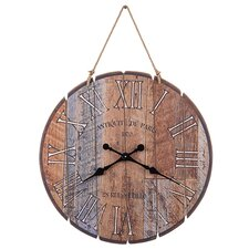 70.5cm Antiquite Wood Clock