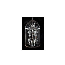 Cage 4 Light Foyer Chandelier