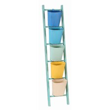 Ladder 36.3 x 169cm Bathroom Shelf