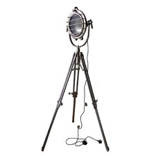 Chunky 1 Light 198cm Tripod Floor Lamp