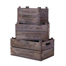 3 Piece Apple Box Set