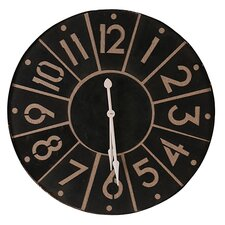 92cm Iron Segment Clock