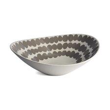 Monochrome Redig Serving Bowl