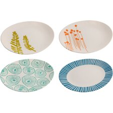 """Small 9.5"""" Dinner Plate (Set of 4)"""