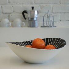 Monochrome Vida Serving Bowl