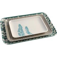 Small 3 Piece Melamine Platter Set