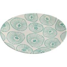 Moira Melamine Oval Platter
