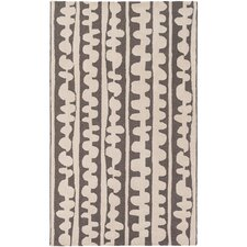 Decorativa Hand-Tufted Brown/Neutral Area Rug