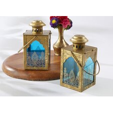 Indian Jewel Lantern (Set of 6)