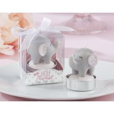 Little Peanut Elephant Votive (Set of 16)