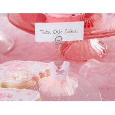 Tutu Cute Place Card Holder (Set of 18)