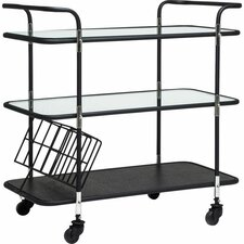 Tray Serving Cart