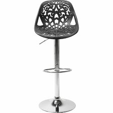 Ornament Adjustable Bar Stool