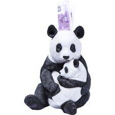 Spardose Panda Family