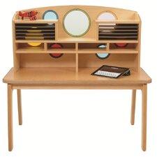 """Porthole 42.5"""" W Writing Desk"""