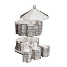 Palace Battistero 10 Piece Cup Set
