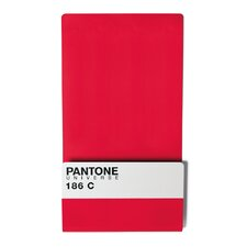 Pantone® 186 Wallstore with 6 Mini Magnets