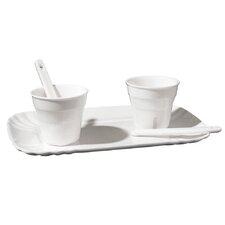 Estetico Quotidiano 5 Piece Coffee Set