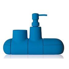 Submarino Porcelain Bathroom Accessory Set