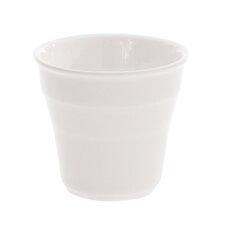 Estetico Quotidiano Porcelain Coffee Cup (Set of 6)