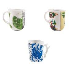 Hybrid Porcelain Mug Set